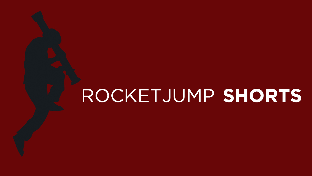 RocketJump Shorts